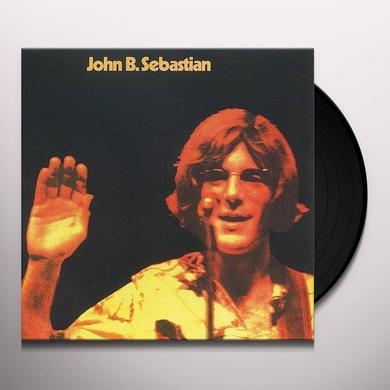 John Sebastian JOHN B. SEBASTIAN Vinyl Record - Gatefold Sleeve, 180 Gram Pressing, Remastered
