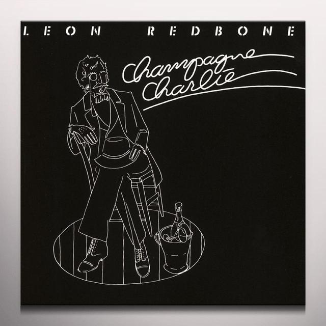 Leon Redbone CHAMPAGNE CHARLIE Vinyl Record - Colored Vinyl, 200 Gram Edition, Remastered