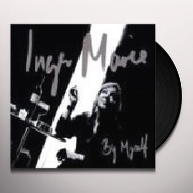 Inger Marie Gundersen BY MYSELF Vinyl Record - 180 Gram Pressing