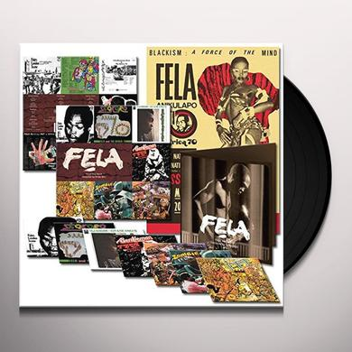 Fela Kuti BOX SET #3 CURATED BY BRIAN ENO Vinyl Record