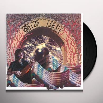 Ruby Fray GRACKLE Vinyl Record