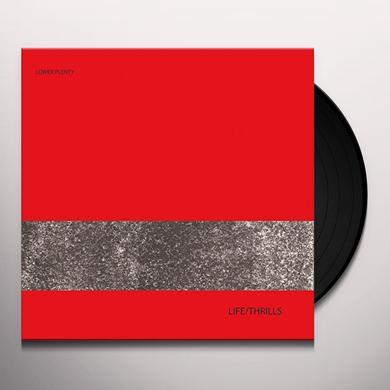 Lower Plenty LIFE/THRILLS Vinyl Record - Digital Download Included