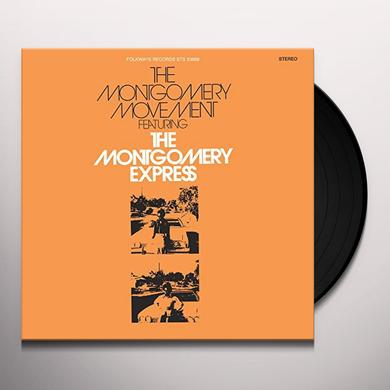 MONTGOMERY EXPRESS MONTGOMERY MOVEMENT Vinyl Record