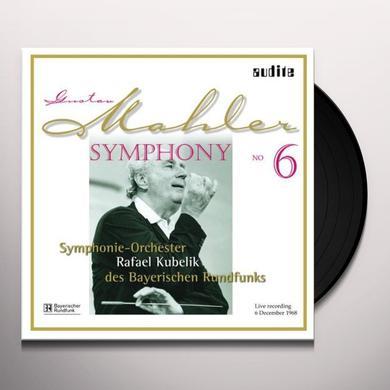 Gustav Mahler SYM 6 Vinyl Record