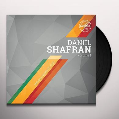 SCHUMANN / SHAFRAN / GOTTLIEB / GINSBURG DANIIL SHARFRAN 1 Vinyl Record