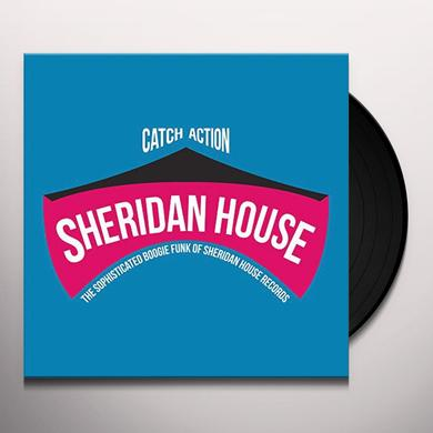 CATCH ACTION: SOPHISITICATED BOOGIE FUNK / VAR Vinyl Record