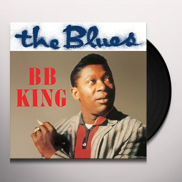 B.B. King BLUES Vinyl Record