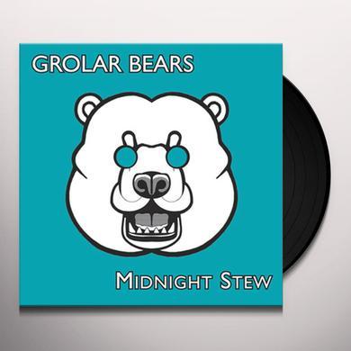 GROLAR BEARS MIDNIGHT STEW Vinyl Record