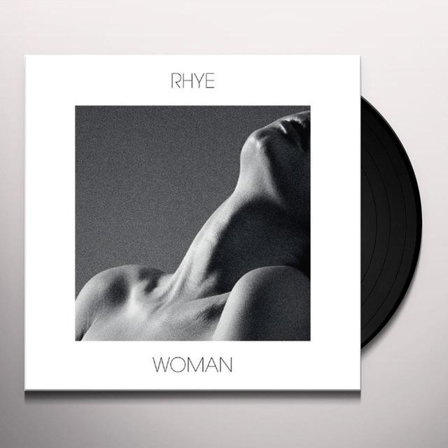 Rhye WOMAN Vinyl Record - UK Release