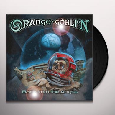 Orange Goblin BACK FROM THE ABYSS Vinyl Record - UK Import