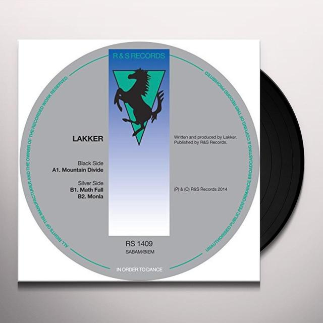 Lakker MOUNTAIN DIVIDE (UK) (EP) (Vinyl)