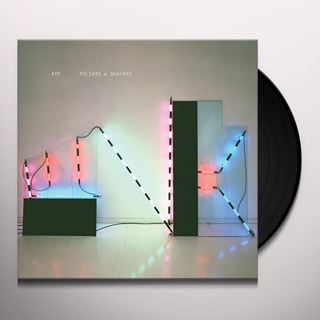 Arp PULSARS E QUASARS Vinyl Record - UK Release