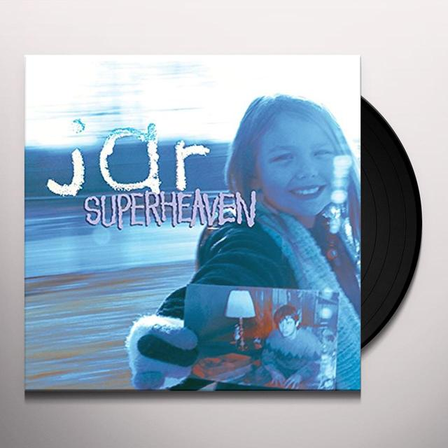 SUPERHEAVEN JAR Vinyl Record - UK Release