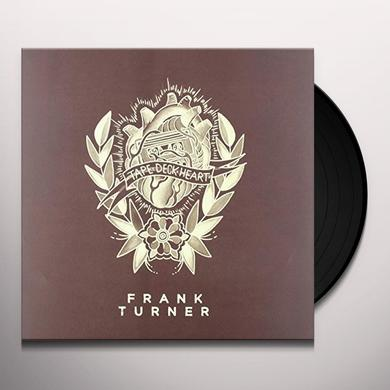 Frank Turner TAPE DECK HEART Vinyl Record - UK Import