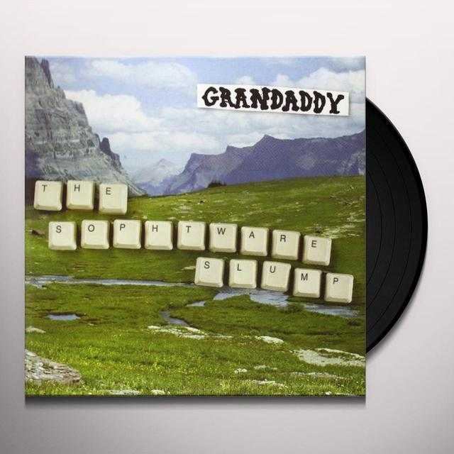 Grandaddy SOPHTWARE SLUMP Vinyl Record - UK Release