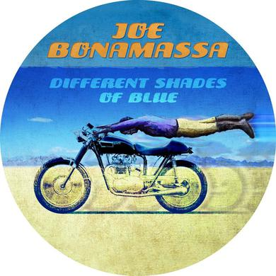 Joe Bonamassa DIFFERENT SHADES OF BLUE Vinyl Record