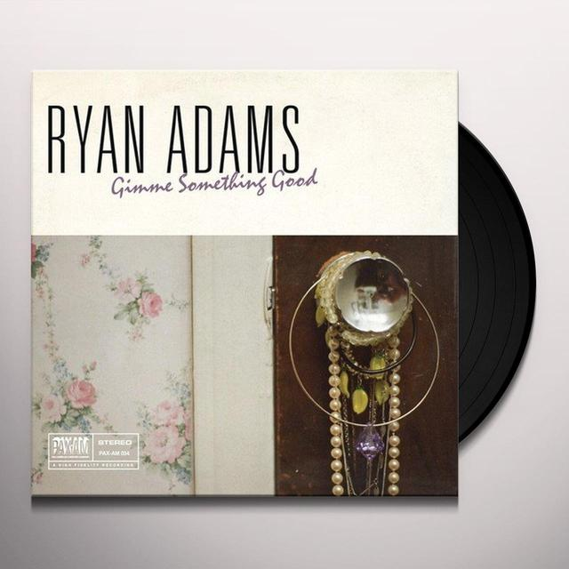 Ryan Adams GIMME SOMETHING GOOD Vinyl Record