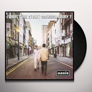 Oasis (WHATS THE STORY) MORNING GLORY Vinyl Record - Remastered