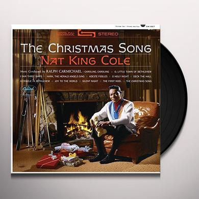 Nat King Cole CHRISTMAS SONG Vinyl Record