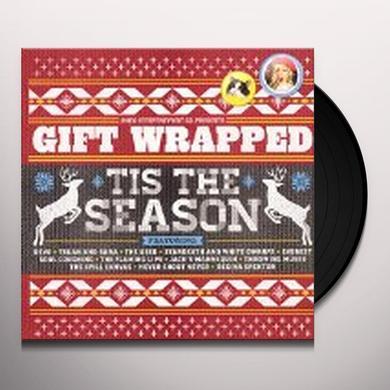 GIFT WRAPPED: TIS THE SEASON / VARIOUS Vinyl Record