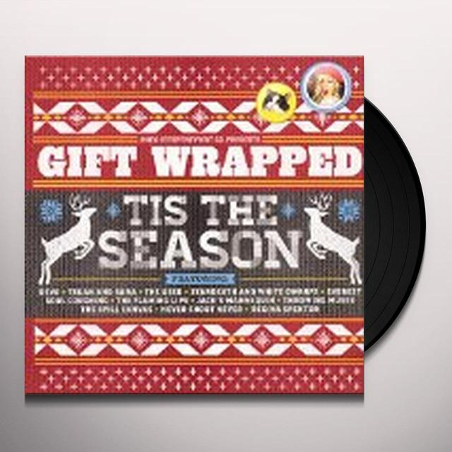 GIFT WRAPPED: TIS THE SEASON / VARIOUS Vinyl Record