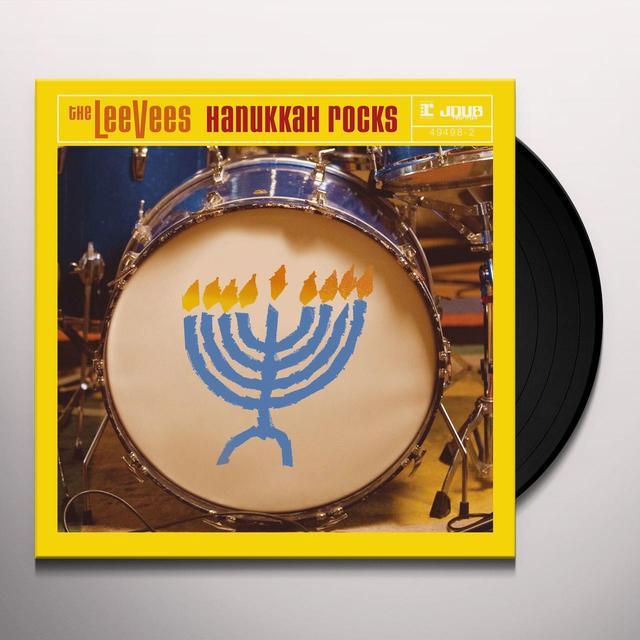 LEEVEES HANUKKAH ROCKS Vinyl Record