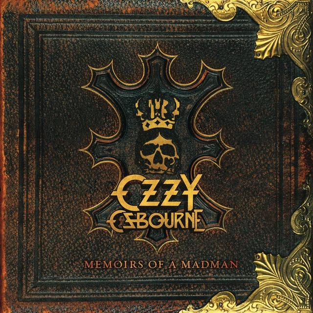 Ozzy Osbourne MEMOIRS OF A MADMAN Vinyl Record