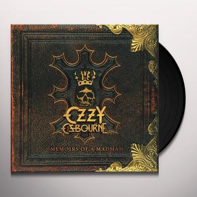 Ozzy Osbourne MEMOIRS OF A MADMAN Vinyl Record - Gatefold Sleeve