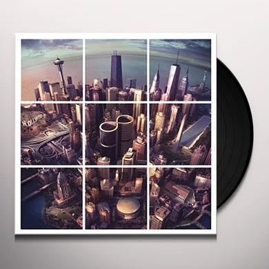 Foo Fighters SONIC HIGHWAYS Vinyl Record - Gatefold Sleeve, 180 Gram Pressing, Digital Download Included