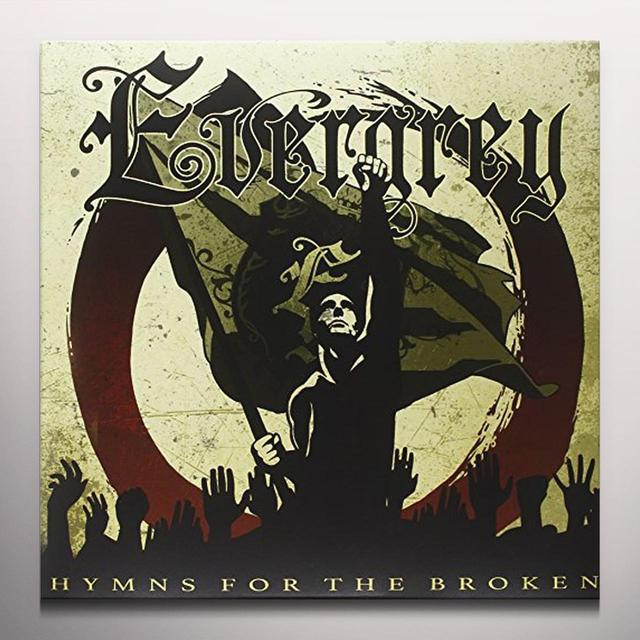 Evergrey HYMNS FOR THE BROKEN Vinyl Record - Black Vinyl, Colored Vinyl