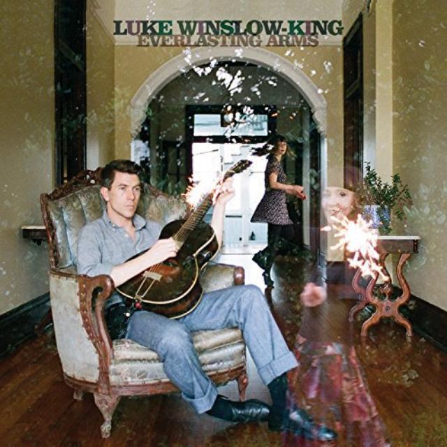 Luke Winslow-King EVERLASTING ARMS Vinyl Record