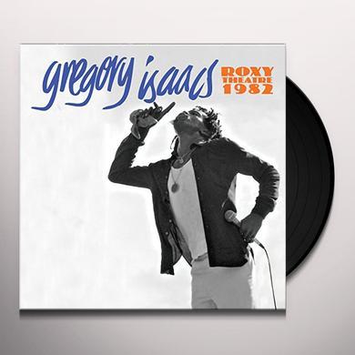 Gregory Isaacs ROXY THEATRE 1982 Vinyl Record