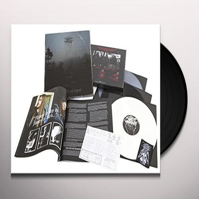 Darkthrone BLACK DEATH & BEYOND Vinyl Record