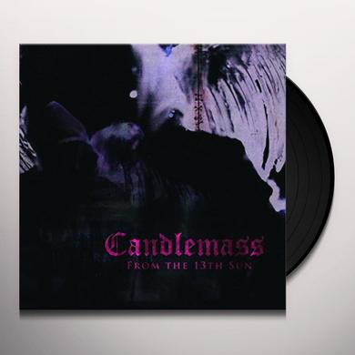 Candlemass FROM THE 13TH SUN Vinyl Record