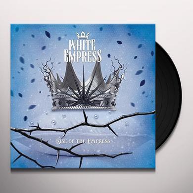 WHITE EMPRESS RISE OF THE EMPRESS Vinyl Record