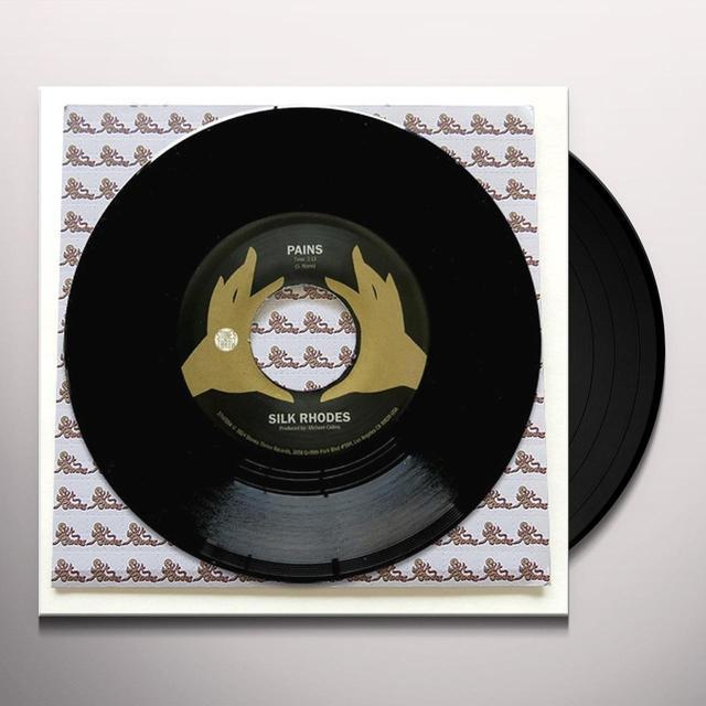 SILK RHODES FACE 2 FACE Vinyl Record