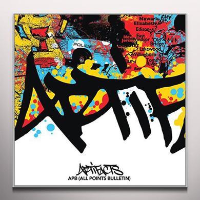 Artifacts APB Vinyl Record - 10 Inch Single, White Vinyl