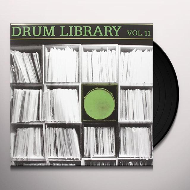 Paul Nice DRUM LIBRARY VOL 11 Vinyl Record