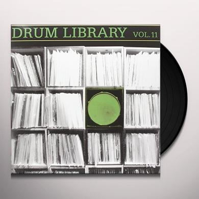 Paul Nice DRUM LIBRARY VOL 11 Vinyl Record