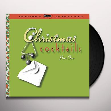 ULTRA LOUNGE: CHRISTMAS COCKTAILS 2 / VARIOUS Vinyl Record