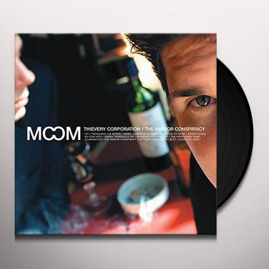 Thievery Corporation MIRROR CONSPIRACY Vinyl Record