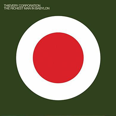 Thievery Corporation RICHEST MAN IN BABYLON Vinyl Record