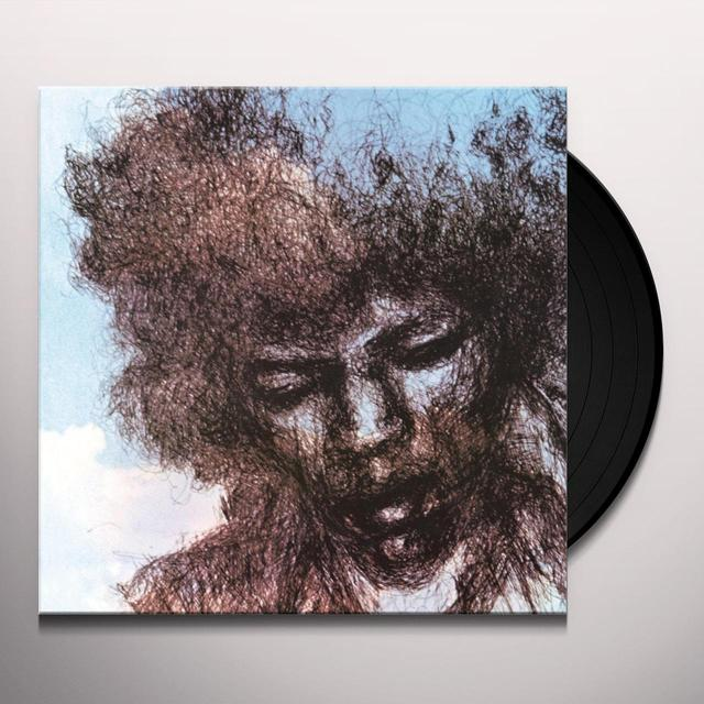 Jimi Hendrix CRY OF LOVE Vinyl Record