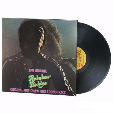 Jimi Hendrix RAINBOW BRIDGE Vinyl Record