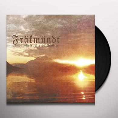 Fräkmündt LANDLIEDER & FROMDLANDLER Vinyl Record