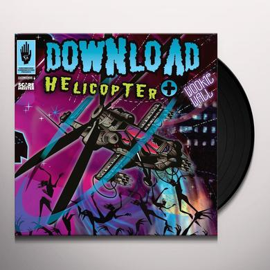 Download HELICOPTER / WOOKIEWALL Vinyl Record - Gatefold Sleeve