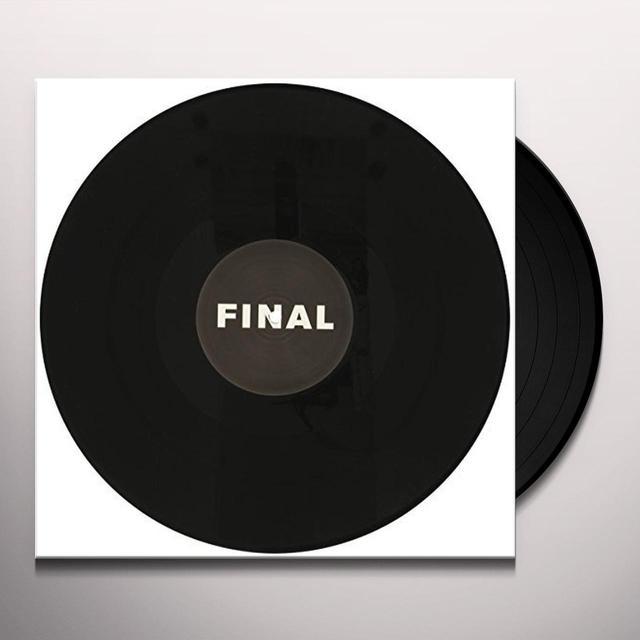 Oliver Deutschmann FINAL (EP) Vinyl Record