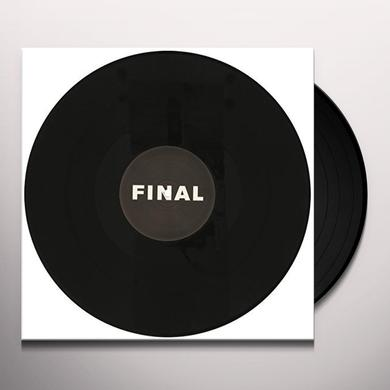 Oliver Deutschmann FINAL (EP) Vinyl Record