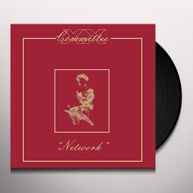 XX COMMITTEE NETWORK Vinyl Record
