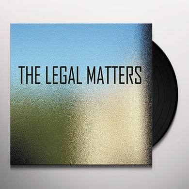 LEGAL MATTERS Vinyl Record - Black Vinyl, 180 Gram Pressing